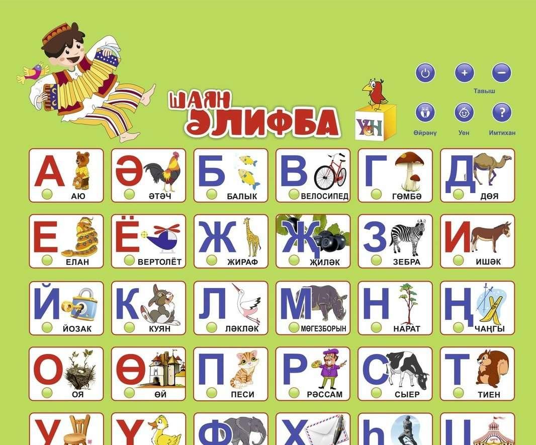этих татарский алфавит с картинками постановки задача фотографа
